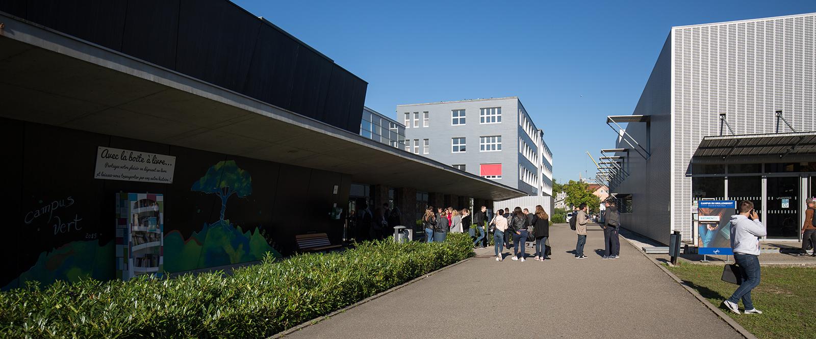 Campus Grillenbreit