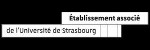 Logo - Établissement associé de l'Université de Strasbourg